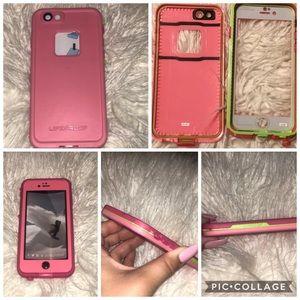 Lifeproof case iPhone 6/6s